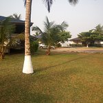 Chalet grounds