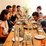 صورة فوتوغرافية لـ Edu of Table 40