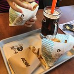A&W lunch