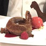 An absolutely amazing dessert.