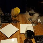 Drinks with dinner