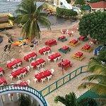 the beach buffett