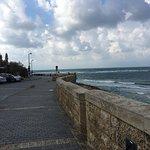 Old Tel Aviv Port Area Foto