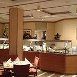Frühstückspause mit Buffet, Novotel