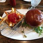 My Biddy burger