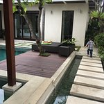 Foto de Chandra Luxury Villas Bali