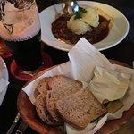 Beef & Guinness Stew & fresh bread