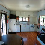 Cabin - living area