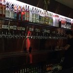 So many beers on tap. There is something for everyone!