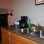 Kitchenette Suite