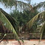 Cua Dai Beach Foto