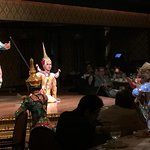 Very interesting and professional Thai theatre
