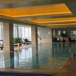 24th floor indoor pool