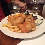 Oysters and Chips
