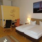 Apartment Hotel Konstanz Foto