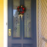 Front door of our place