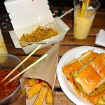 TAPAK KLCC - food trucks and street food by Angela Carson
