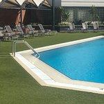 Hyatt - Pool Area