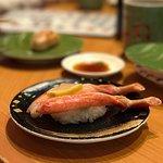 Hokkaido Snow Crab & scallops! Nice!