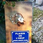 Cafe Plaisir de l'oeuf의 사진