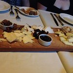 cheese tray.. so good.. glad they were able to help us choose...