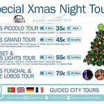 Christmas lights tours in Funchal