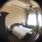 Landmark bedroom