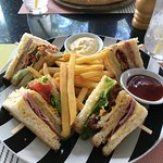 This is the best club sandwich I have ever eaten
