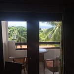 Pictures of the ocean and sunset from our room 502. Many monkey sightings up there as well.