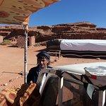 Wadi Rum Travel Camp Foto