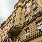 Hotel Caesar. Prague