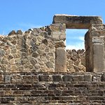 Visit Monte Alban for the beautiful views as well as the history.