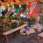 Chillout rooftop Hathroi