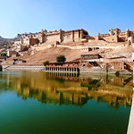 Sunrise tour with Hathroi ( Amer Fort)