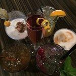 New Winter cocktail menu
