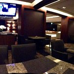 The Pano view of the club lounge