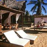 Hotel Nude Zipolite - beachfront.
