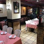 Montaje para 80'personas en las fiestas navideñas uno de tanto de esos días que restaurante LA T