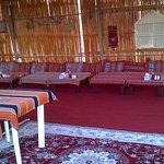 Majiles type seating