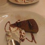 Browne xocolate i pastís de pastanaga (Brouni de chocolate y tarta de zanahoria