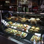 Great selection of wonderful sandwiches and treats!