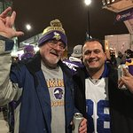 This is a picture from Cowboys/Vikings Thursday December 1st, 2016