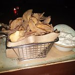 Tradewinds Restaurant - chips and dip