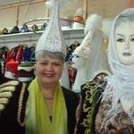 Фотосессия в национальный одежде