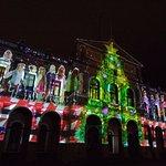 Videomapping en Palacio Municipal de Córdoba, de jueves a domingo.