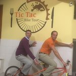 Cafe / Restaurante Tic Tac Bike Tours