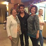Elvis was a great singer and fun with the crowd.  Love you daddy!