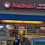 Kabuki Sushi and Roll