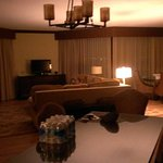suite living room w sofa bed, ample room,,,