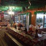 cool little restaurant.